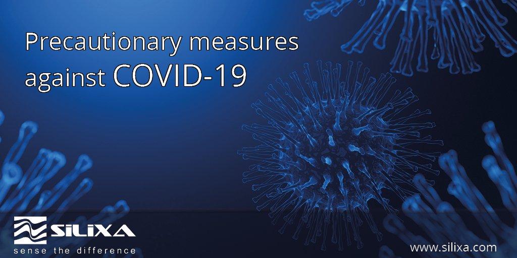 Silixa measures against COVID-19