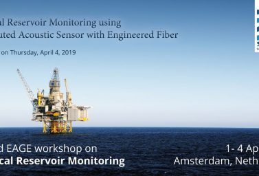 Silixa to present at the 2nd EAGE Workshop on Practical Reservoir Monitoring in Amsterdam on 4th April, 2019